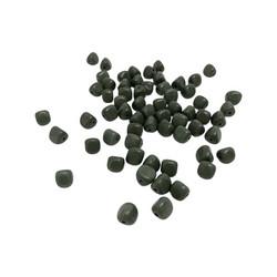 Kivihelmi Serpentiini metsänvihreä 6mm (20 kpl)