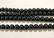 Onyx musta pyöreä 4 mm (30 kpl/pss)