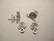 Korvakorukoukku 925 sterling hopea Spiraali 8 mm (1 pari)
