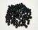 Siemenhelmi musta 8/0 3 mm (20 g/pss)