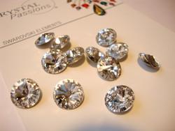 Swarovski kristalli rivoli kirkas 12 mm