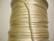Satiininauha beige/vaalea kulta 1,5 mm (m-erä 2 m)