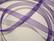 Organzanauha lila/violetti n. 6 mm leveä (m-erä 2 m)