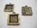 TierraCast Riipus Spiraali pronssi kuvakehys 18 mm (kuvan koko 12 mm)