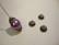TierraCast Helmihattu hopeoitu Bali n. 8 mm (2/pss)