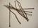 Korupiikki antiikkikupari pehmeä 50 x 0,7 mm, tasapäinen (50 kpl/pss)