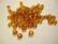 Siemenhelmi topaasi (ruskea) AB 5/0 4,5 mm (20 g/pss)