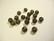 Filigraanihelmi pronssinvärinen pyöreä 8 mm (20 kpl/pss)
