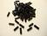 Tsekkiläinen putkihelmi musta 6 mm (20 g/pss)