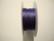 Silkon-nylonhelmilanka #03 tumma lila/violetti (18,2 m/kela)