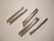 TierraCast Korulinkki / riipus hopeoitu 30 x 2,5 mm (2 kpl/pss)