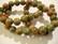 Unakiitti vihreä/punainen pyöreä 8 mm (20 kpl/pss)