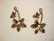 Vintaj Violet Spring kukkariipus 30 mm