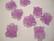 Lucitehelmi Orkideankukka ametisti 11x14 mm