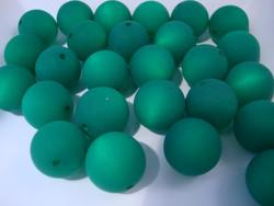 Polarishelmi smaragdinvihreä matta 8 mm (4 kpl/pss)