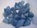 Polarishelmi denim sininen matta kartio 14 x 12 mm