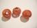 Verkkohelmi/punoshelmi teräs kupari 13 x 16 mm, reikä n. 5 mm