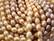 Makeanvedenhelmi mauve AAA-laatu n. 6 - 7 mm (n. 47 - 52 kpl/nauha )