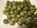 Polarishelmi oliivin vihreä matta 8 mm (4/pss)