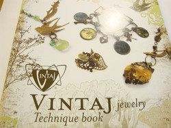 Vintaj-kirja: Jewelry Technique