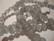 Kissansilmälasihelmi vaalea harmaa särmikäs pyöreä 8 mm (10 kpl/pss)