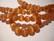 Kissansilmälasihelmi vaalea ruskea särmikäs pyöreä 8 mm (10 kpl/pss)