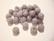 Opaakki lasihelmi lila / laventeli pyöreä 6 mm (30 kpl/pss)