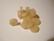 Polarishelmi luonnonvalkoinen (cream) matta rondelli 12 mm