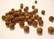 Polarishelmi tryffelinruskea matta 6 mm (6 kpl/pss)