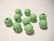 Rayher Puuhelmi vaalea vihreä 6 mm (115 kpl/pss)