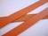 TierraCast Nahkanauha oranssi 12,5 mm/pituus 25 cm