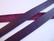 TierraCast Nahkanauha violetti 12,5 mm/pituus 25 cm