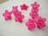 Lucitehelmi moniterälehtikukka fuksian punainen 24 mm (5 kpl/pss)
