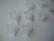 Lucitehelmi moniterälehtikukka valkoinen 24 mm (5/pss)