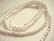 Tsekkiläinen fasettihiottu lasihelmi pyöreä opaakki valkoinen AB 4 mm (100/pss