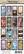 Kuva-arkki (collage sheet) Flights of Fancy, yksittäisten kuvien koko 47 x 21 mm (16 kuvaa/arkki)