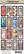 Kuva-arkki (collage sheet) Sailing the Ocean, yksittäisten kuvien koko 47 x 21 mm (16 kuvaa/arkki)