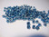 Miyuki siemenhelmi kolmio 4x4x3 mm kirkas-tumma (denim)sininen sisus TR1115 (10 g/pss)