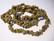Unakiitti vihreä/punainen nuggetti kulmikas n. 4 - 9 mm (20 g/pss)