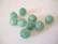 Polarishelmi vihreä (Erinite) matta 8 mm (4 kpl/pss)