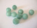 Polarishelmi vihreä matta 12 mm (2 kpl/pss)