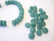 Kimallerondelli vihreä 6 x 8 mm (10 kpl/pss)