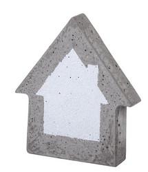 Muotti betonin valamiseen Talo 75 x 65 mm