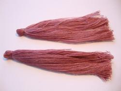 Tasselitupsu ametisti/vaalea lila n. 70 mm (2 kpl/pss)