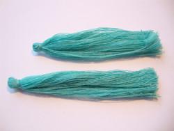 Tasselitupsu smaragdinvihreä n. 70 mm (2 kpl/pss)