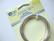Beadalon Artistic Wire -metallilanka tummumaton hopeoitu 16 Gauge = 1,29 mm (7,6 m kela)