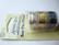 Beadalon Artistic Wire -metallilanka 3-pack Hopea/Kulta/Hematiitin musta 20 Gauge = 0,81 mm (3 x 2,7 m)
