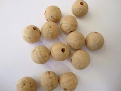 AA Rayher Korkkihelmi pyöreä 20 mm (4 kpl/pss)