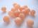 Polarishelmi persikanvärinen matta 8 mm (4 kpl/pss)
