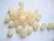 Polarishelmi silkkibeige matta 8 mm (4 kpl/pss)